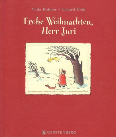 Frohe Weihnachten Herr Juri